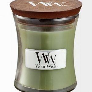 Woodwick Applewood Tuoksukynttilä 8 cm