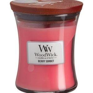 Woodwick Berry Sorbet Tuoksukynttilä 12 cm