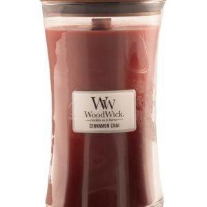 Woodwick Cinnamon Chai Tuoksukynttilä 18 cm