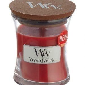 Woodwick Cranberry Cider Tuoksukynttilä 8 cm