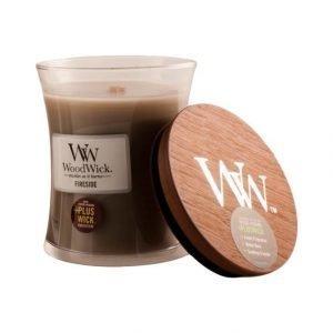 Woodwick Fireside Tuoksukynttilä 12 cm