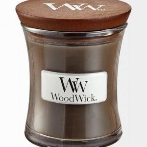 Woodwick Sand & Driftwood Tuoksukynttilä 8 cm