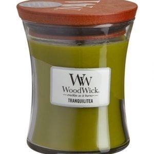 Woodwick Tranquilitea Tuoksukynttilä 12 cm