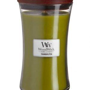 Woodwick Tranquilitea Tuoksukynttilä 18 cm