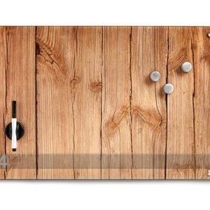 Zeller Present Lasinen Muistitaulu Wood