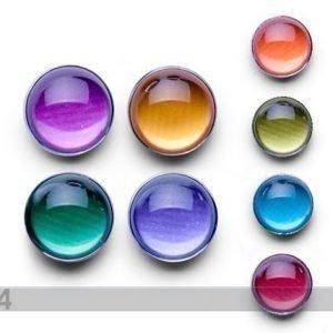 Zeller Present Magneetit Color 4 Kpl