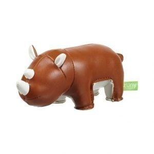 Zuny Rhino Hino Paperipaino